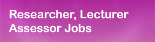 FE/HE Lecturer, Researcher Jobs